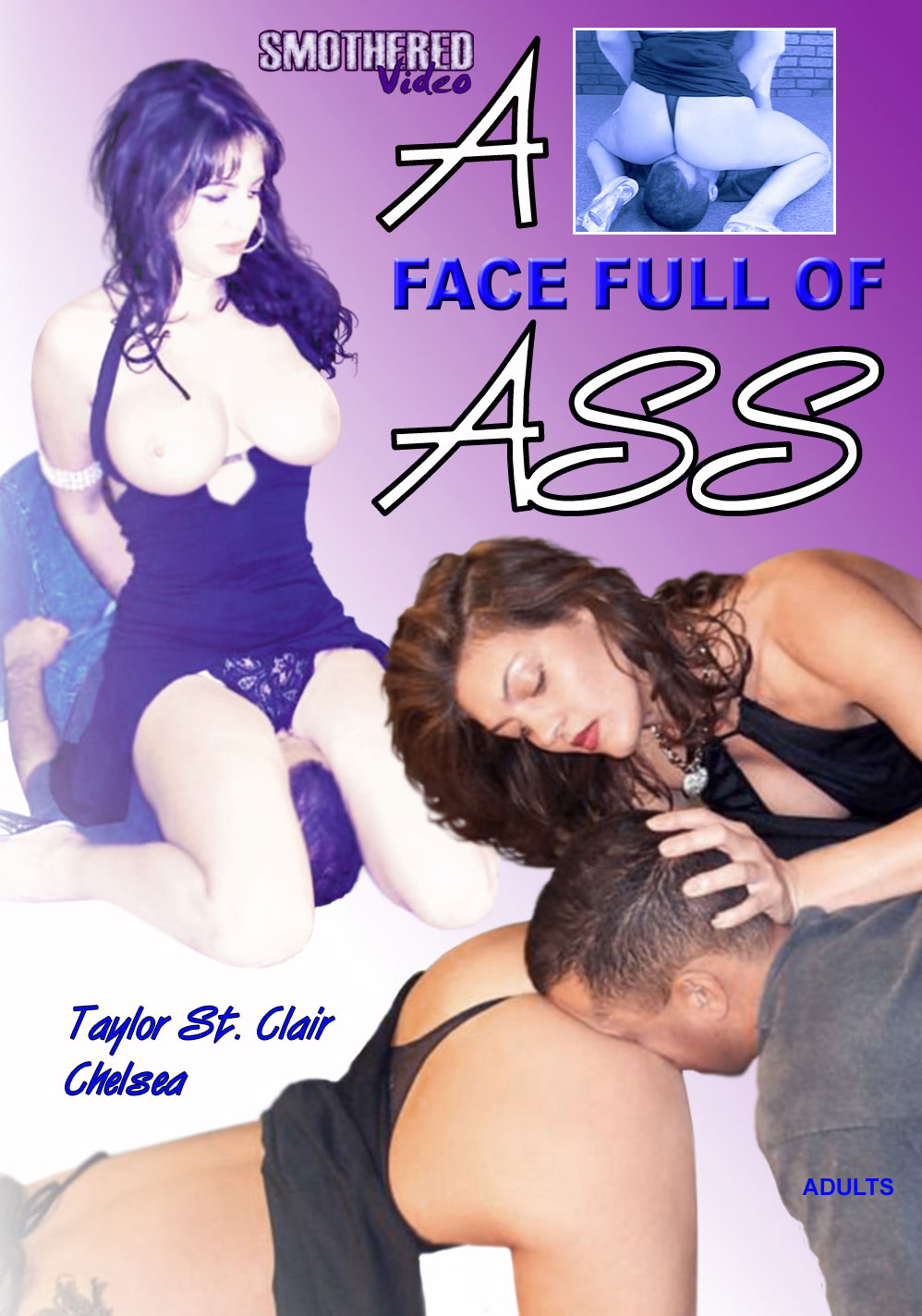 A Face Full Of Ass - (Full Movie)