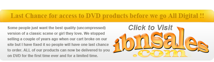 Last Chance to Order DVD Products